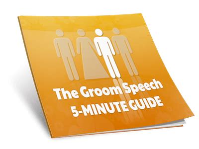 Father of the Groom Speech Examples and Tips